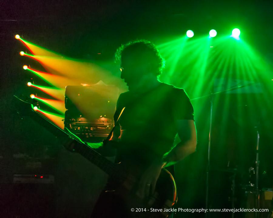 Raleigh hard rock band Driver bass player Steve Muma